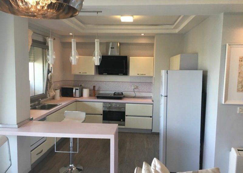 Apartament Modern 3+1 per Qira prane diges se Liqenit