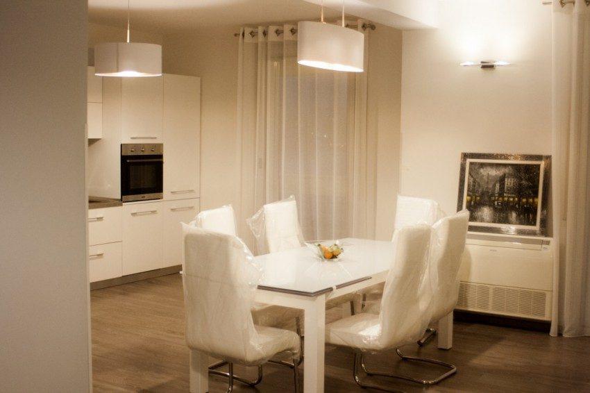 Apartament me mobilim te ri ne kompleksin TID (Nobis)