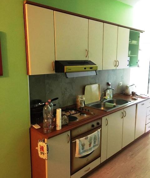Shitet apartament 1+1 ne Golem